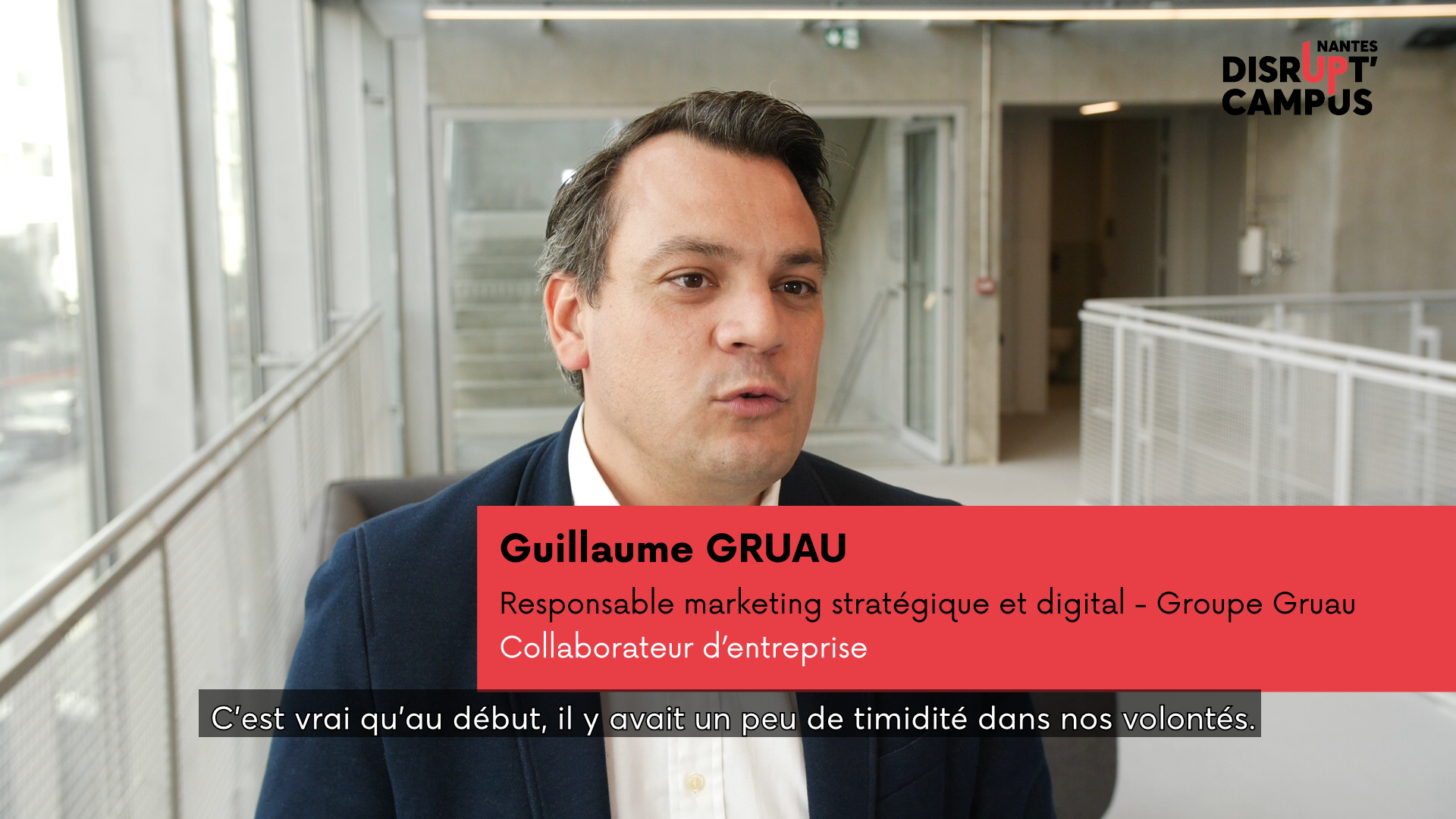 Interview Guillaume Grau
